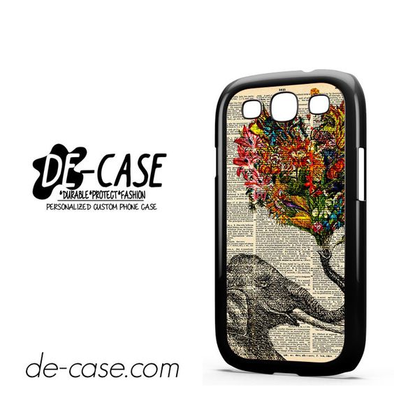 Elephant Book Art DEAL-3878 Samsung Phonecase Cover For Samsung Galaxy S3 / S3 Mini