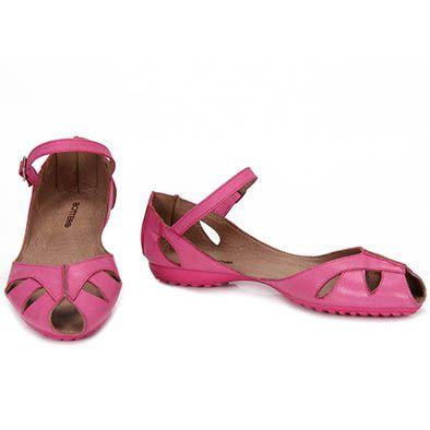 Feminino - Sapatilha Feminina Bottero 171303 - Pink - Passarela.com - Calçados online