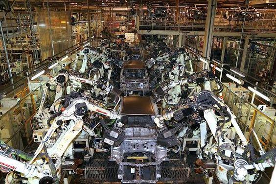 #Umsatzwachstum #InternationalFederationofRobotics #globaleIndustrieroboter #ChinaVertrieb