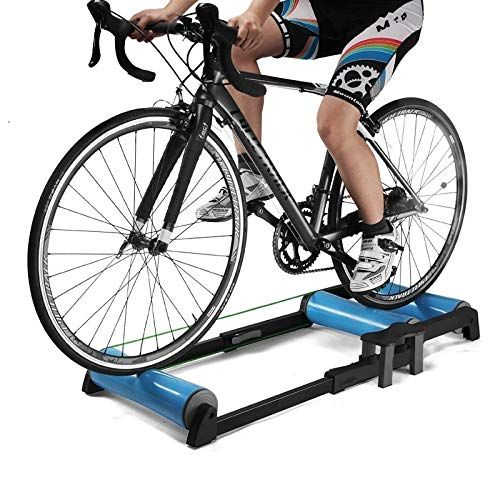 Bicycle Trainer Stationary Bike Cycle Stand Indoor Exercise Training Foldable.#