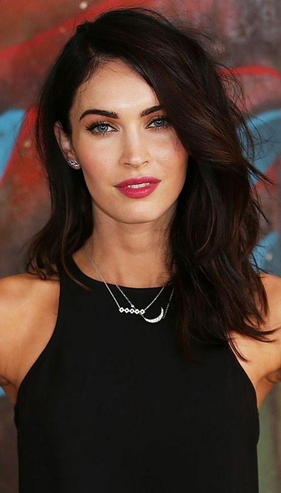 Megan Fox - jolie avec toutes coiffures