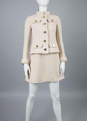 vintage Courreges suit
