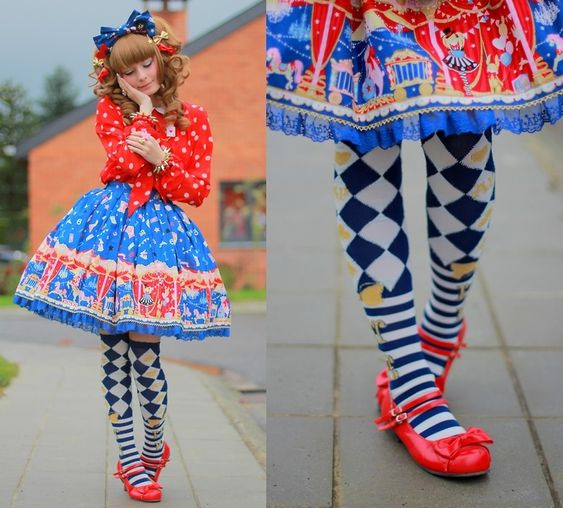 angelic pretty circus - Google Search