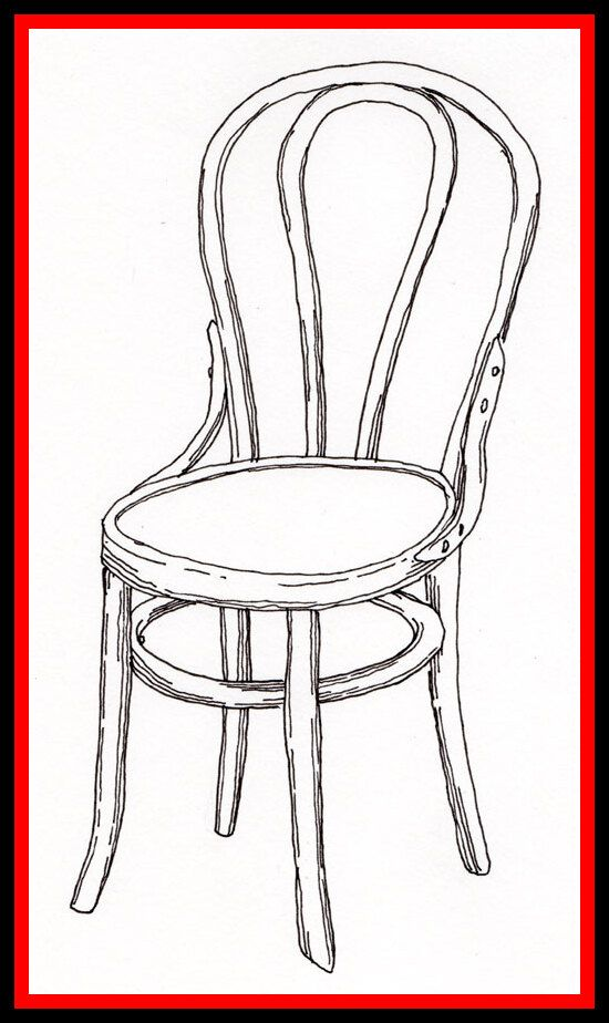 117 Reference Of Deck Chair Cartoon Drawing In 2020 Contour Drawing Chair Drawing Drawing Furniture