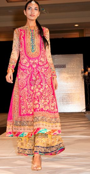 Mehndi Outfit Ideas : Get it at amani facebook lengha