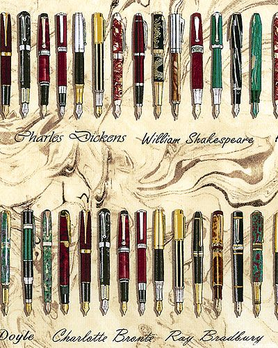 Renaissance Man - Fountain Pens - Vanilla Cream  I am dying here.:
