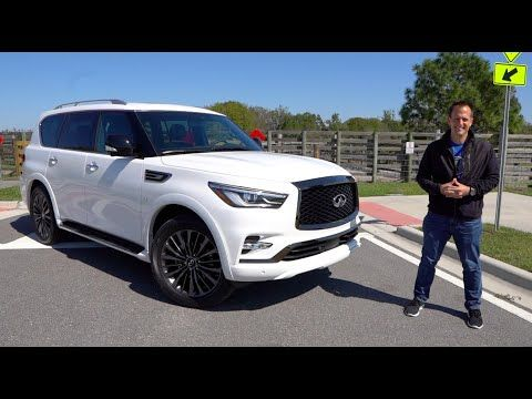 Is The 2020 Infiniti Qx80 Edition 30 The King Of Full Size Luxury Suvs Youtube In 2020 Infiniti Dream Cars Suv