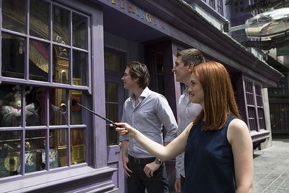 The o 39 jays wands and bonnie wright on pinterest for Harry potter ivy wand