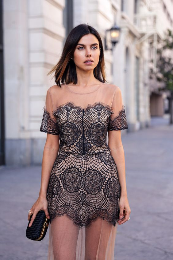 VivaLuxury - Fashion Blog by Annabelle Fleur: GRACE IN LACE: