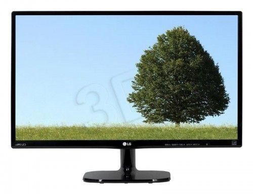 Monitor Lg 24mp48hq P 24 Ips Pls Fullhd 1920x1080 Hdmi Vga Kolor Czarny Repack Przepakowany Monitor Czarny I Kolory