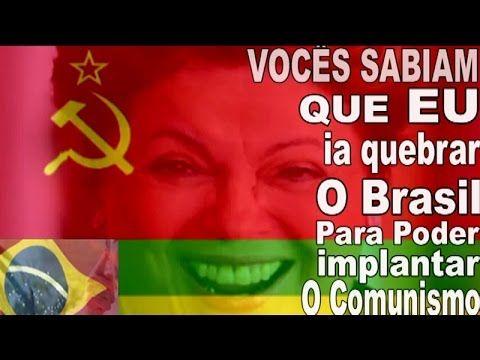 BELO HORIZONTE MG. - AGORA É TODOS CONTRA O COMUNISMO DO FORO DE SÃO PAULO