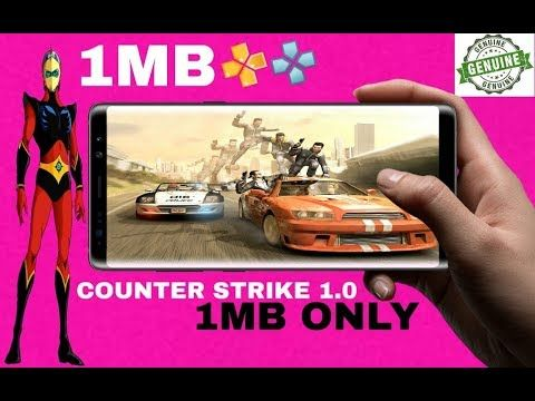 Counter Strike 0 1 1mb Highly Compressed For Psp Android 2019