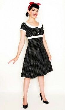 jaren 50 mode. Love it! - jaren 50 mode/kapsels  Pinterest - Jaren ...