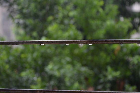 Rain in China 2015