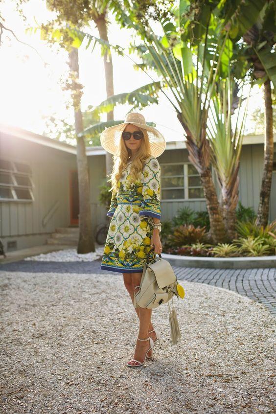 lemons & sunshine:
