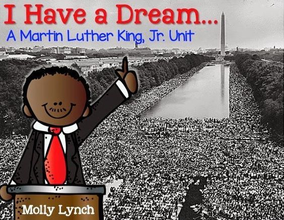 I Have a Dream {with a FREEBIE!}