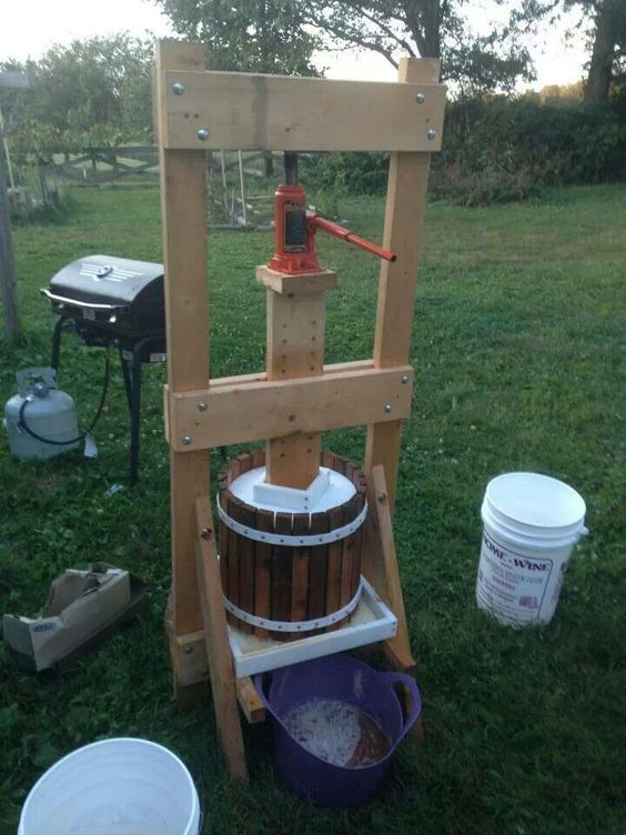 how to build a homemade can crusher
