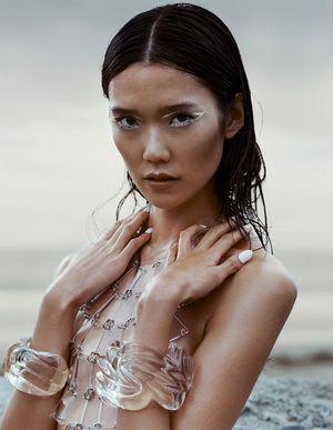 China Vogue Beach by David Slijper.