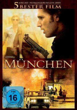 München  2005 USA,Canada,France      IMDB Rating 7,7 (117.339)  Darsteller: Eric Bana, Daniel Craig, Ciarán Hinds, Mathieu Kassovitz, Hanns Zischler,