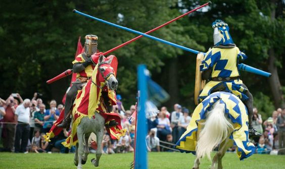 Jousting is one of the world's oldest equestrian sports, the art of thrusting a lance into an opponent on horseback having roots in Ancient Greece. Could the ancient &qout;martial art&qout; become the next Olympic sport? This year golf and rugby sevens are the new sports at Rio 2016. But jousting fans want …