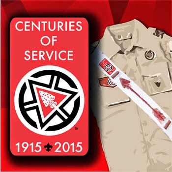 Scouter_Jeff: 100 Years of Service