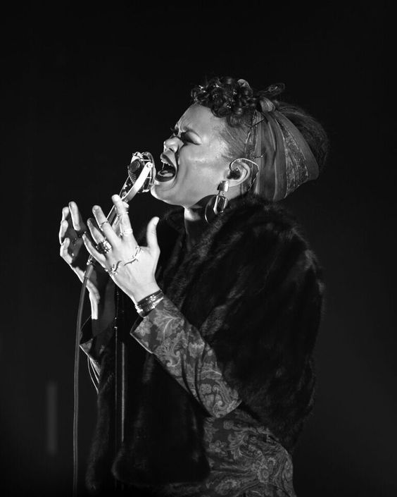 andra day | Andra Day in Montreal. March 18, 2016. Photo: Dan Nawrocki.:
