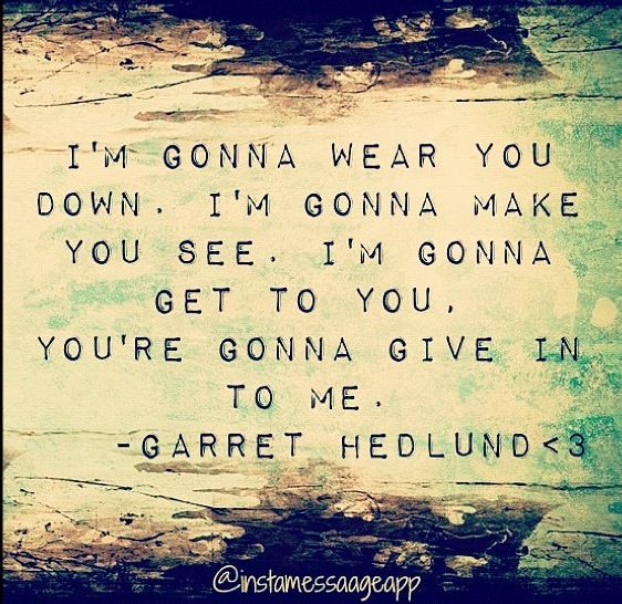 Country Strong, Strong Love And Garrett Hedlund On Pinterest
