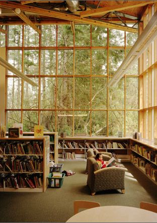 Maple Valley Library   Cutler Anderson Architects. Maple Valley, Washington 2001