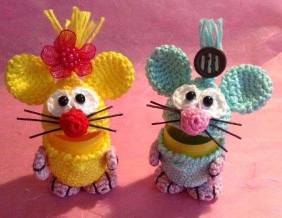 Luty Artes Crochet: reciclagem