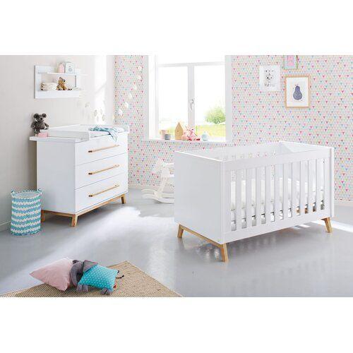 2 Tlg Babyzimmer Set Riva Pinolino In 2020 Nursery Furniture