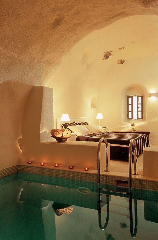 Santorini: Swimming Pools, 3/4 Beds, Dream House, Dream Home, Pool Bedroom, Dream Room
