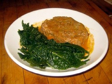 COCONUT CURRY MEATLOAF