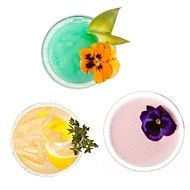 Cocktails in Bloom! NY Mag