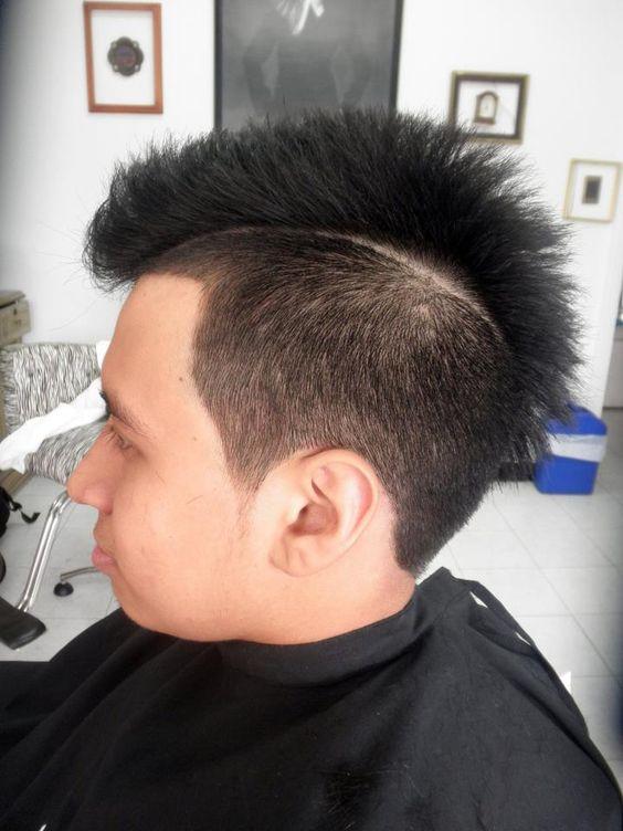 Hair cut for men corte de cabello para hombre yulieth - Corte de cabello para hombre ...