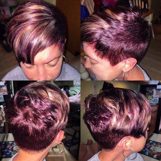 28+ Pixie cut silver highlights inspirations