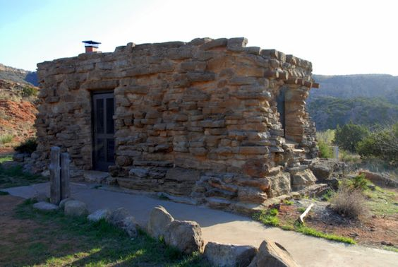 Pinterest the world s catalog of ideas for Cabins near palo duro canyon state park