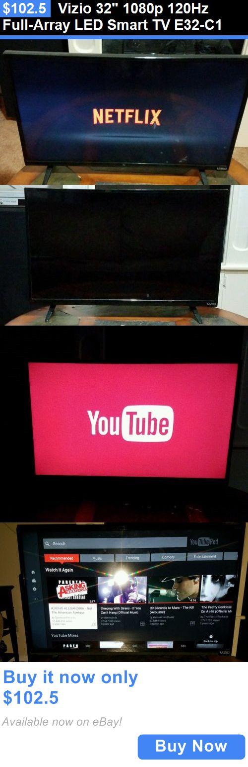 vizio 32 smart 1080p tv