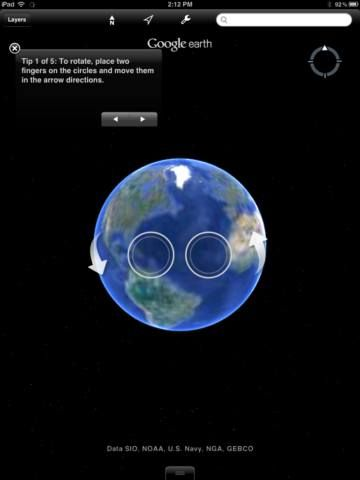 how to see satellites on google earth