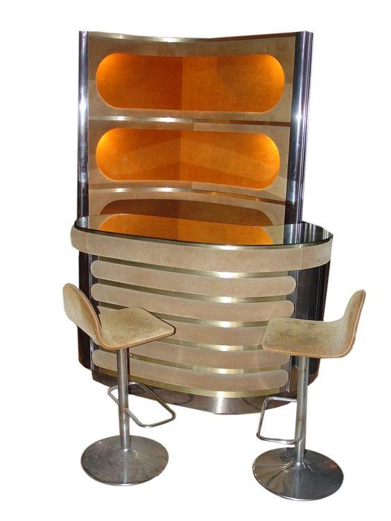 Angolo bar in casa idee per il design della casa - Mobile bar per casa ...