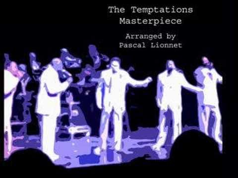 The Temptations. Masterpiece