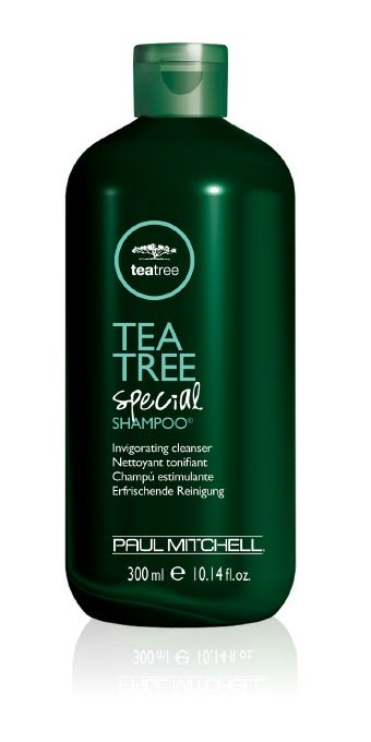 TEA TREE SPECIAL SHAMPOO® the best shampoo I have found for my dry scalp! Makes my hair feel light and healthy