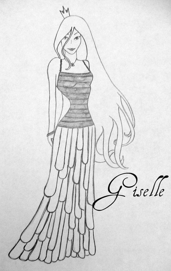 Princess Couture - Giselle by YouRoxasMySoxas.deviantart.com