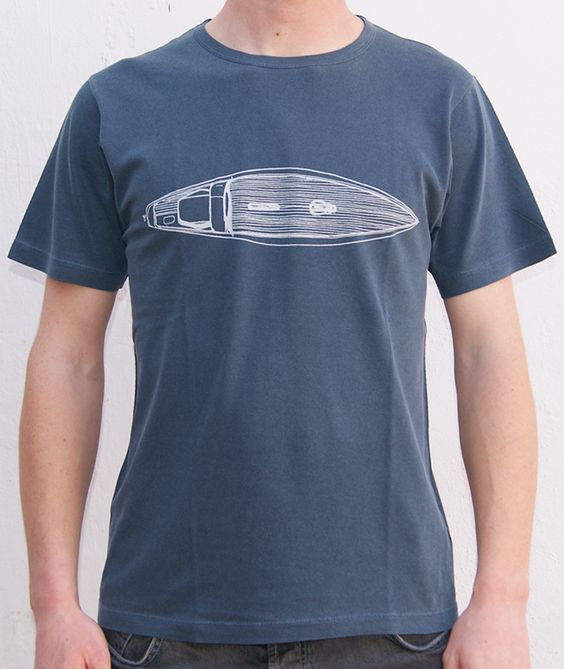 Camisetas Pou Nou Cubierta Velero - Palo Piedra Palo