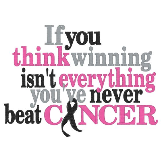 Beat Cancer Quotes: Beat Cancer Quotes And Sayings