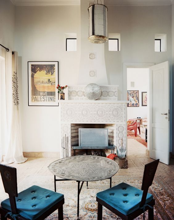 Lonny Magazine May 2012 | Photography by Patrick Cline; Interior Design by Maryam Montague