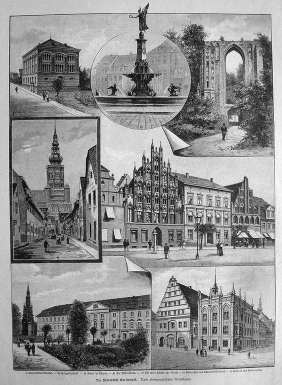 Greifswald - Stich v.1896