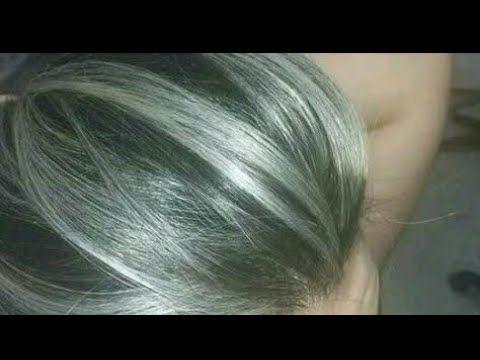 صبغه شعر رمادي سلفر دخاني روعه بدون سلفر بعلبه لوريات رنساج يهبل Hair Braid Videos Hair Styles Long Hair Styles