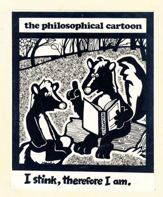 Spectator cartoon (vintage 1975?)