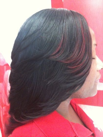 Astonishing Weave Bob Hairstyles Bob Hairstyles With Bangs And Sew In Weave Short Hairstyles Gunalazisus