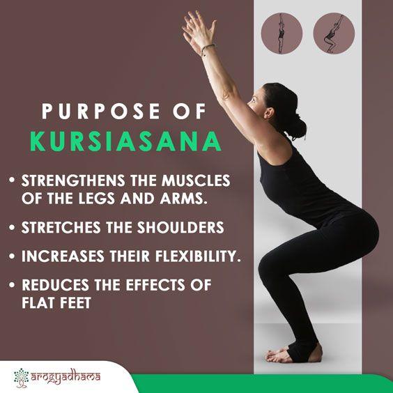 These Are The Benefits Of Kursiasana Body Energy Mind Body Soul Flexibility